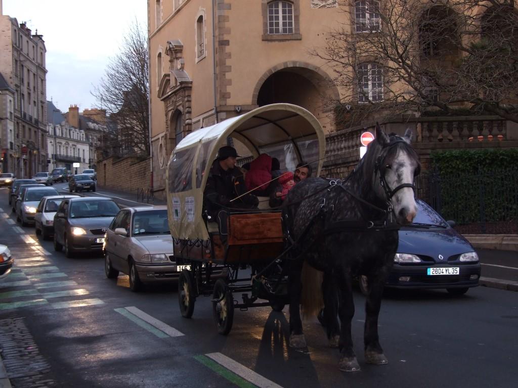 Transport de personnes ou de marchandises